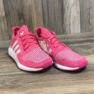 NEW Adidas Original Swift Run J Youth Trainers